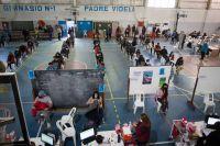 Convocan para el domingo a los mayores de 18 años a otra jornada de vacunación abierta