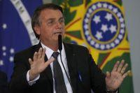 """Bolsonaro polémico: """"Los argentinos están escapando hacia Brasil"""""""