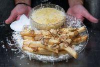 Las papas fritas más caras del mundo: cuestan 200 dólares y tienen oro en polvo
