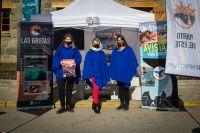 Las Grutas promociona su oferta turística en Bariloche