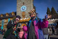 Con un clima festivo y buena música finalizó la 50° edición de la Fiesta de la Nieve