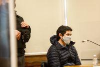 Testigos temieron lo peor: zigzagueaba por Bustillo y adelantaba de forma temeraria