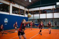 Gran jornada de la Liga de Vóley de Bariloche
