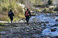 Caso Guadalupe: rastrillaron un dique y analizan pelos encontrados en un descampado