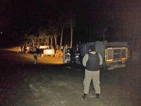Secuestran tres metros cúbicos de leña nativa en el barrio El Pilar II