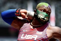 """JJOO: el gesto """"prohibido"""" de una atleta por el que podría ser sancionada"""