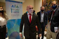 "Massoni, acerca de lo que dijo Aníbal Fernández: ""Me parece un mamarracho"""