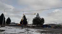 """Los """"Vecinos autoconvocados por el agua"""" también reclaman que arreglen un semáforo roto"""