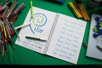 El CRUB continúa la campaña de material artístico para la escuela N° 329