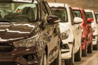 Según los datos se venden más autos 0km y menos usados