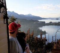 Una pareja de españoles tiene el sueño de unir Ushuaia y Alaska en su motorhome