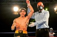 Saúl Huenchul consiguió otra gran victoria