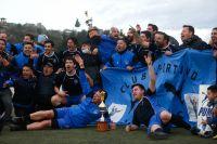 Los Pumas se quedaron con el título en Veteranos