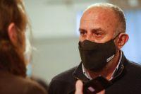 Capozzi, de festejo por la jornada electoral y sorprendido por lo que sucedió en Roca