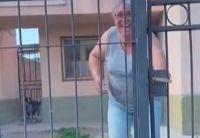 Virales: rionegrino tiktoker compartió la emoción de su mamá al ver su primer auto