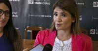"""Fernanda Ganuza: """"en toda situación de violencia hay una relación de poder"""""""