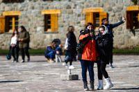Bariloche lidera el regreso del turismo post-pandemia