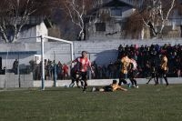 Primer tiempo: Estudiantes gana la Copa Bariloche