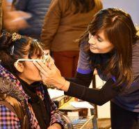 Solidaridad profesional: atención oftalmológica y otras especialidades en parajes rionegrinos