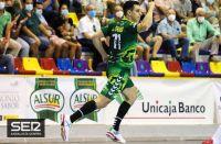 Con Lucas Grandi en cancha ganó el Iberoquinoa Antequera