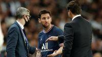 Viral: el gesto de Messi cuando fue reemplazado en su partido debut en el PSG