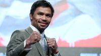 El boxeador Manny Pacquiao es candidato a presidente en Filipinas