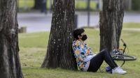 Gobierno levantó la medida del uso de barbijo al aire libre