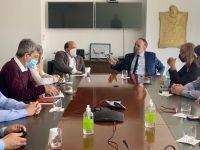 Doñate anunció el regreso a los vuelos entre Bariloche, Mendoza y El Calafate
