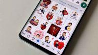 Una nueva función de Whatsapp permitirá convertir las fotos del celular en stickers