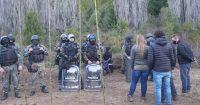 Desalojaron a los ocupantes del predio en Cuesta del Ternero