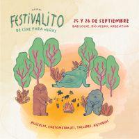 Este fin de semana llega el primer Festivalito de Cine para niñas y niños