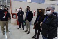 Referentes de Naciones Unidas Argentina visitaron INVAP