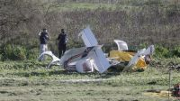 Tragedia: Un instructor de vuelo y su alumno murieron al caer de una avioneta