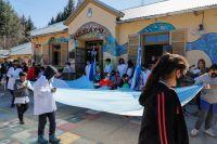 En el centenario de la Escuela Nº 48, Educación anunció la apertura de su Secundario