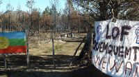 Encapuchados volvieron a ingresar a un campo en Cuesta del Ternero
