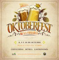 Organizan el Oktoberfest de la Comarca Andina