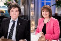 Javier Milei no descartó una posible fórmula con Patricia Bullrich en 2023