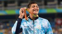 """""""Estoy orgulloso de haber traído otra medalla para el país"""""""