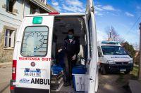 Varios heridos en distintas circunstancias por las fuertes ráfagas