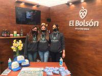 """Con un """"finde"""" largo repleto de turistas, El Bolsón se promociona en Bariloche"""