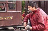 El niño que dibujaba trenes
