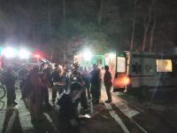 Ciclista se fracturó cuando bajaba del cerro Curruhuinca