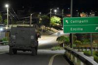 Chile moviliza tropas y equipamiento para prevenir ataques mapuches en el sur