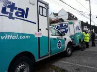 Vittal lamentó el fallecimiento y se responsabilizó por el desafortunado incidente de la ambulancia