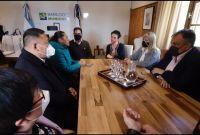 Delegación china interesada en realizar eventos deportivos en Bariloche