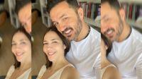 """Cristina Pérez y el diputado Luis Petri: """"Estamos enamorados"""""""