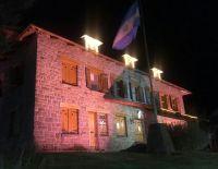 El Parque Nacional Nahuel Huapi se suma al Octubre Rosa