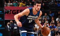Récord argentino en la NBA de la mano de Leandro Bolmaro
