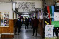 Realizaron la Feria de Turismo en la ESRN 44