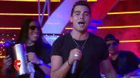 Acusado de abusar de dos menores fue detenido el cantante de cumbia del grupo Malagata